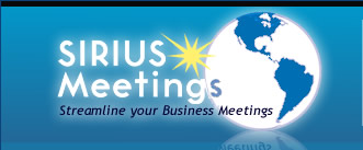 sirius meetings
